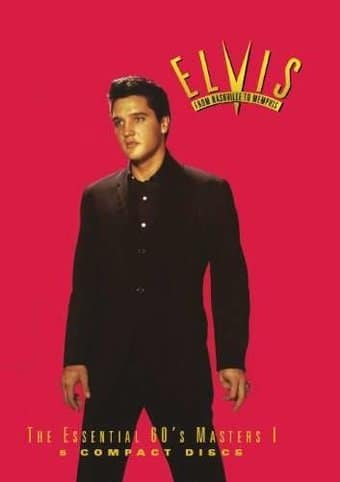 Elvis Presley From Nashville To Memphis The Essential