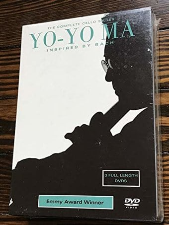 Yo-Yo Ma - Inspired by Bach: The Complete Cello