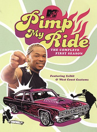 Pimp My Ride - Complete 1st Season (3-DVD)