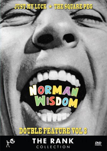Norman Wisdom Double Feature, Volume 3 - Just My