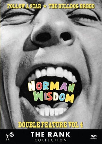 Norman Wisdom Double Feature, Volume 4 - Follow a