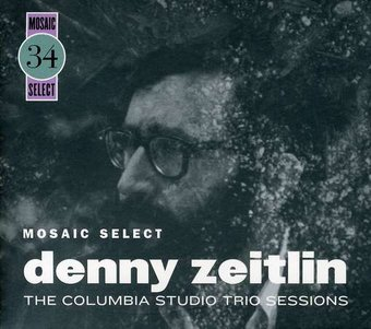 Mosaic Select: Denny Zeitlin (3-CD)