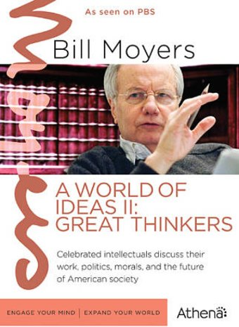 A World of Ideas II: Great Thinkers (3-DVD)