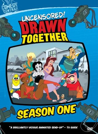 Drawn Together - Complete Season 1 (2-DVD)