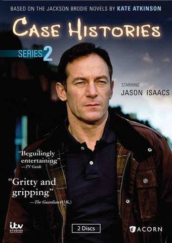 Case Histories - Series 2 (2-DVD)