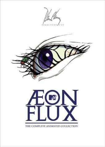 Aeon Flux - Complete Animated Collection (3-DVD)