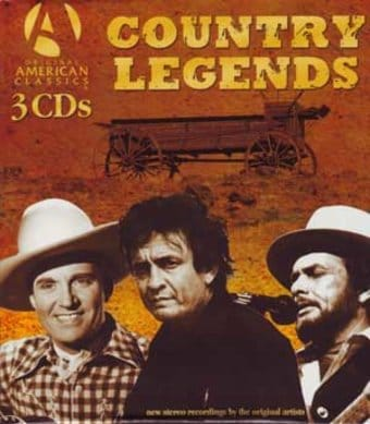 Country Legends (3-CD)