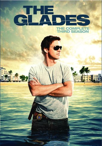 The Glades - Complete 3rd Season (3-Disc)
