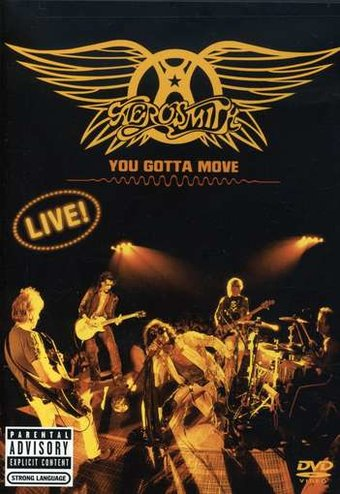 Aerosmith - You Gotta Move (Bonus CD)