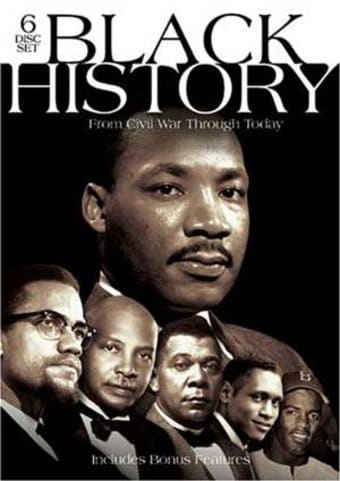 Black History - From Civil War Through Today