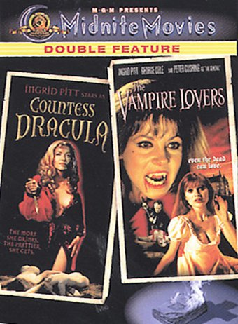 Midnite Movies Double Feature: Countess Dracula /