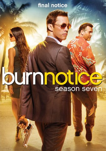 Burn Notice - Season 7 (4-DVD)
