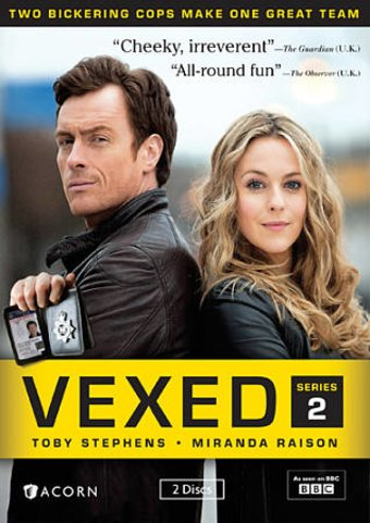 Vexed - Series 2 (2-DVD)
