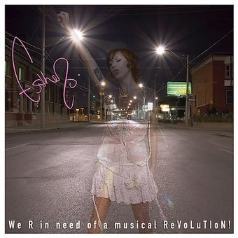 We R in Need of a Musical Revolution [Bonus Track]