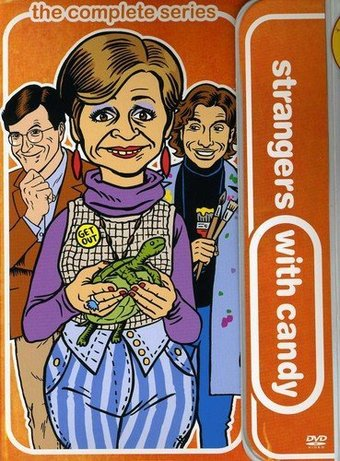 Strangers with Candy - Complete Series (6-DVD)