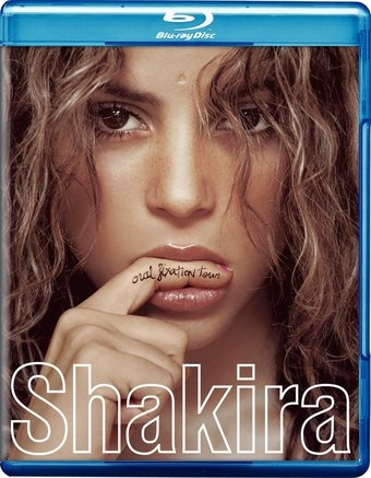 Oral Fixation Tour (Blu-ray, Bonus Audio CD)