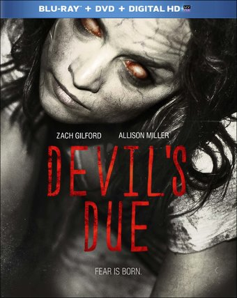 Devil's Due (Blu-ray + DVD)