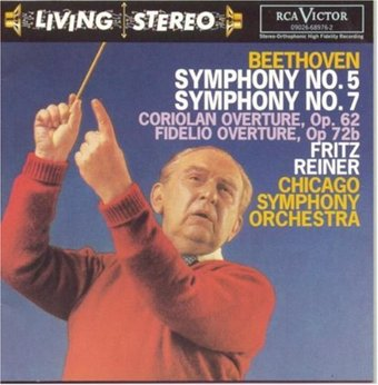 Beethoven: Symphony Nos. 5 & 7