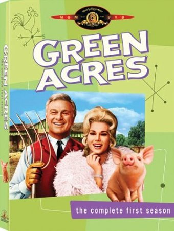 Green Acres - Complete 1st Season (2-DVD)