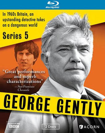 George Gently - Series 5 (Blu-ray)
