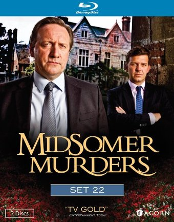 Midsomer Murders - Set 22 (Blu-ray)