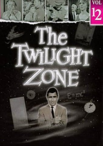The Twilight Zone - Volume 12 [Thinpak]