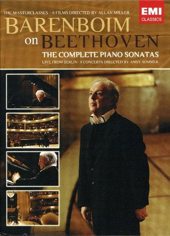 Daniel Barenboim on Beethoven (6-DVD)