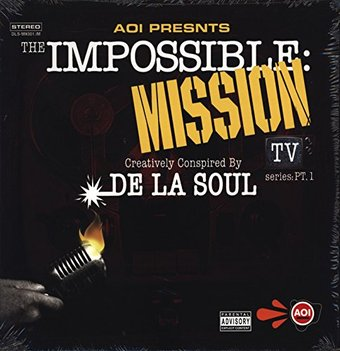 Impossible Mission (2-LPs)