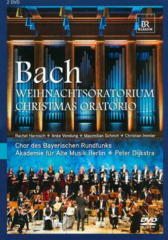 Christmas Oratorio (2-DVD)