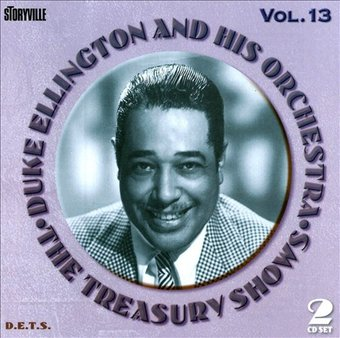 The Treasury Shows, Volume 13 (2-CD)