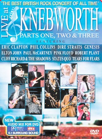 Live at Knebworth - Volumes 1-3