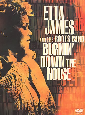 Etta James - Burning Down the House (With the