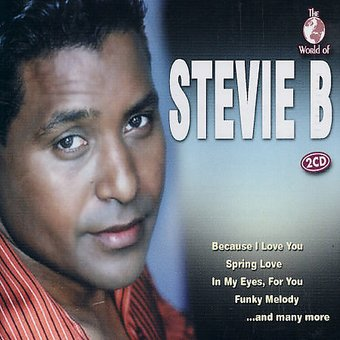 The World of Stevie B (2-CD)