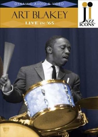 Jazz Icons: Art Blakey - Live in '65