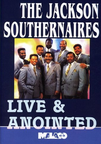 The Jackson Southernaires, The - Live & Anointed