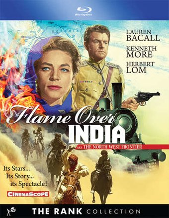 Flame Over India (Blu-ray)