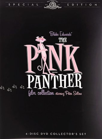 The Pink Panther Film Collection (6-DVD Giftset