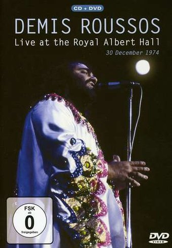 Demis Roussos: Live at the Royal Albert Hall - 30
