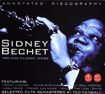 Pre-War Classic Sides (4-CD)