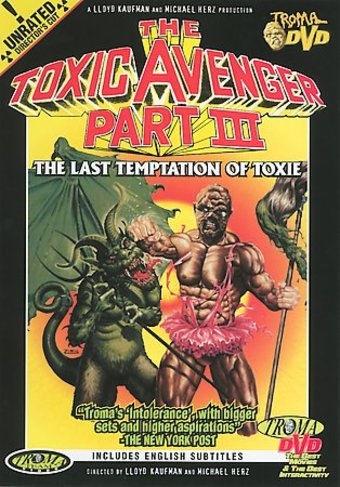 The Toxic AvengerPt. 3 - The Last Temptation of
