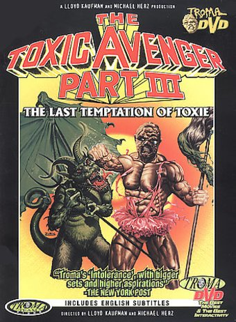The Toxic Avenger, Part III - The Last Temptation
