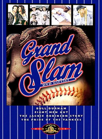 Grand Slam DVD Giftset (4-DVD)