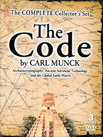 The Code - Complete Series by Carl Munck (3-DVD)