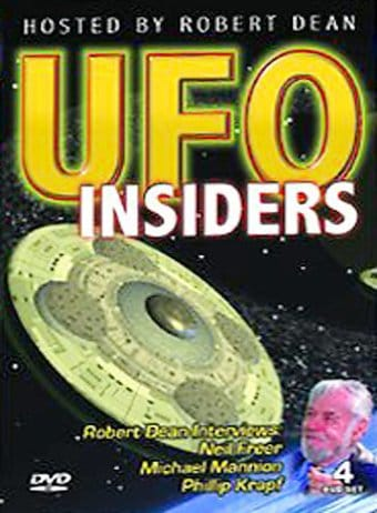 UFO Insiders: Cosmic Top Secret - Special Edition