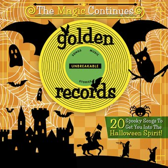 Golden Records: Spooky Halloween Hits