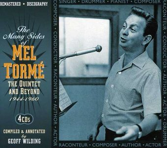 The Many Sides of Mel Tormé: The Quintet and