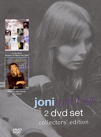 Joni Mitchell - Collector's Edition (2-DVD)