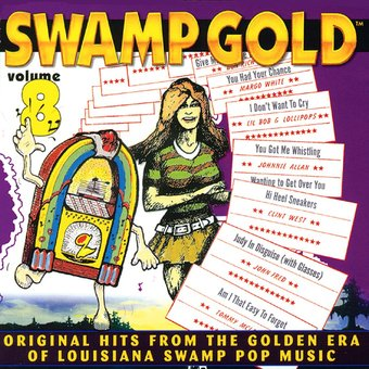 Swamp Gold, Volume 8