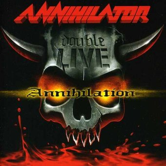 Double Live Annihilation (2-CD)