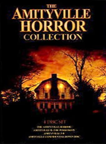 The Amityville Horror Collection (4-DVD)